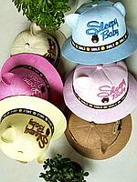 """Шляпка """"Sleepy Baby"""" раз.50-52 см."""