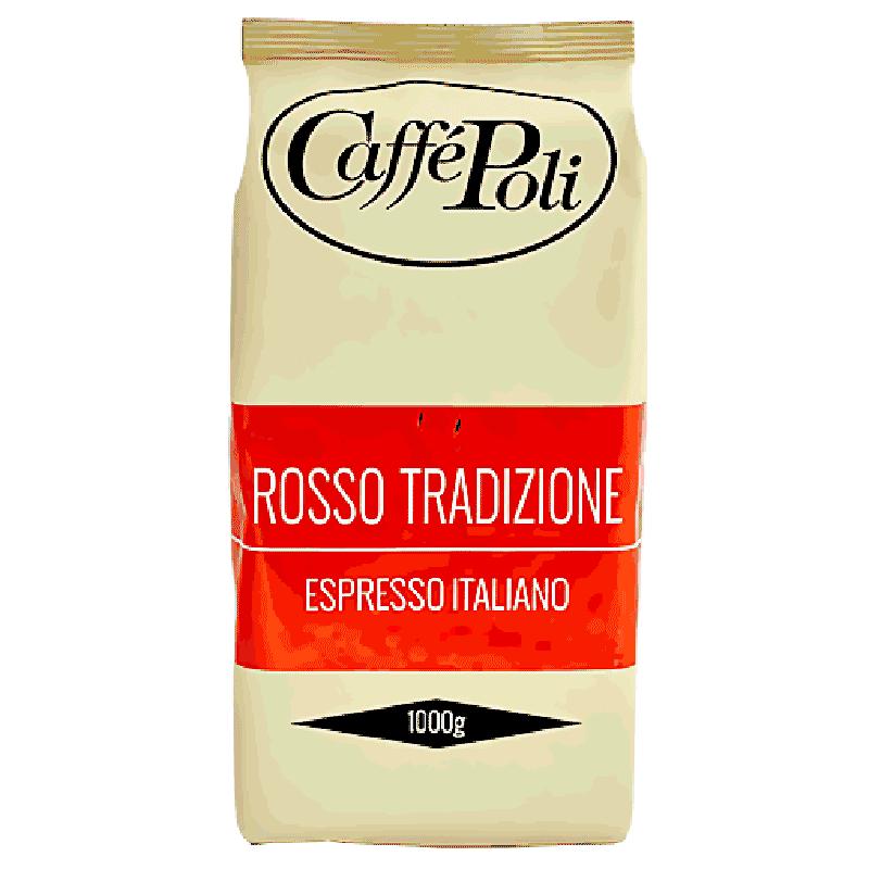 Caffe Poli Rosso Tradizione 1 кг