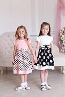 Детские платья  в ассортименте оптом