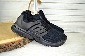 Кроссовки мужские Nike Air Presto черные 2564