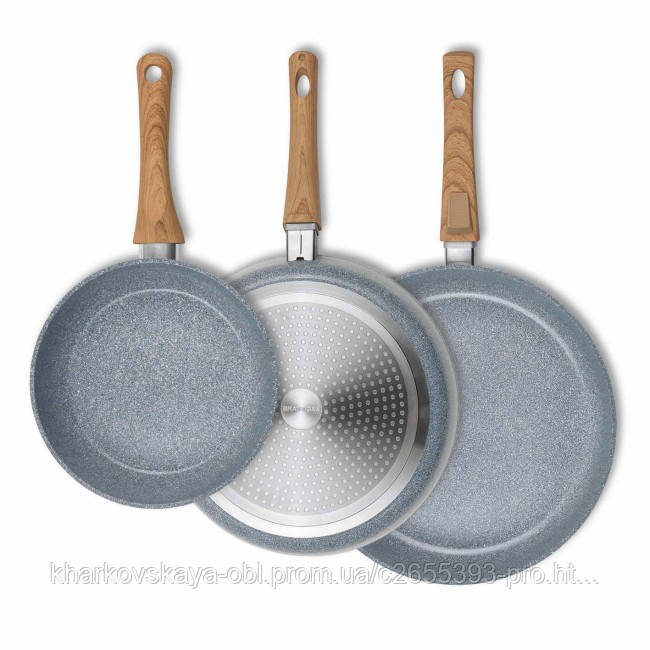 Набор сковородок 20 ,24 ,28 см привезены из Германии