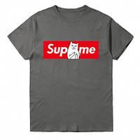 """Футболка Supreme RipNDip   Футболка Суприм  """""""" В стиле Supreme """""""""""