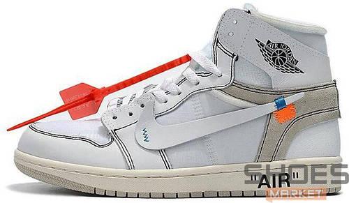 new arrival 76e3f 685ad Air Jordan 1 - цена, отзывы, фото в интернет-магазине Shoes Market -  Страница 2
