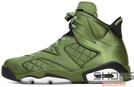 "Баскетбольные кроссовки Nike Air Jordan 6 Retro Pinnacle ""Saturday Night  Live"", фото 2 f68d13334e6"