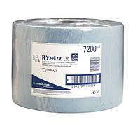 WYPALL* L20 Протирочные салфетки - Большой рулон / Синий/ Голубой, 1000 листов, 23,5х38,0 см