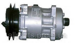 Компрессор кондиционера на Toyota Yaris 1.0-1.3 06-/PV6/d100/L79 - Новый