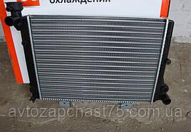Радиатор Ваз 2106, Ваз 2103 (Димитровоградский автоагрегатный завод, ОАТ ДААЗ, Россия)