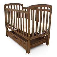 Кроватка детская Teddy с бука Woodman!!! (цвета и комплектация в ассортименте)