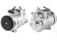 Компрессор кондиционера на Mercedes GL, GM 2.8-3.2-4.2CDI/PV8/d100/L51 - Новый, Лицензия
