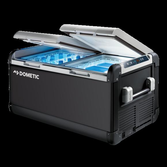 Двухкамерный автохолодильник компрессорный Dometic, Waeco CoolFreeze CFX-95DZ 2 Dual Zone (95л) 12/24/220В