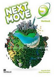 Next Move (Macmillan) Starter Workbook (рабочая тетрадь по английскому языку, уровень стартер)
