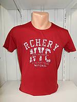 Футболка мужская 3Д RBS  стрейч коттон RCHERY 001 \ купить футболку мужскую оптом