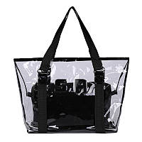 Пляжная сумка (набор) прозрачная AL3516