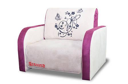 """Кресло - кровать с подлокотниками """"Бабочки"""""""