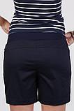 Шорты для беременных SAFO темно-синие, фото 6
