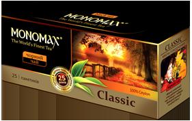 Чай черный «Classic» в пакетиках