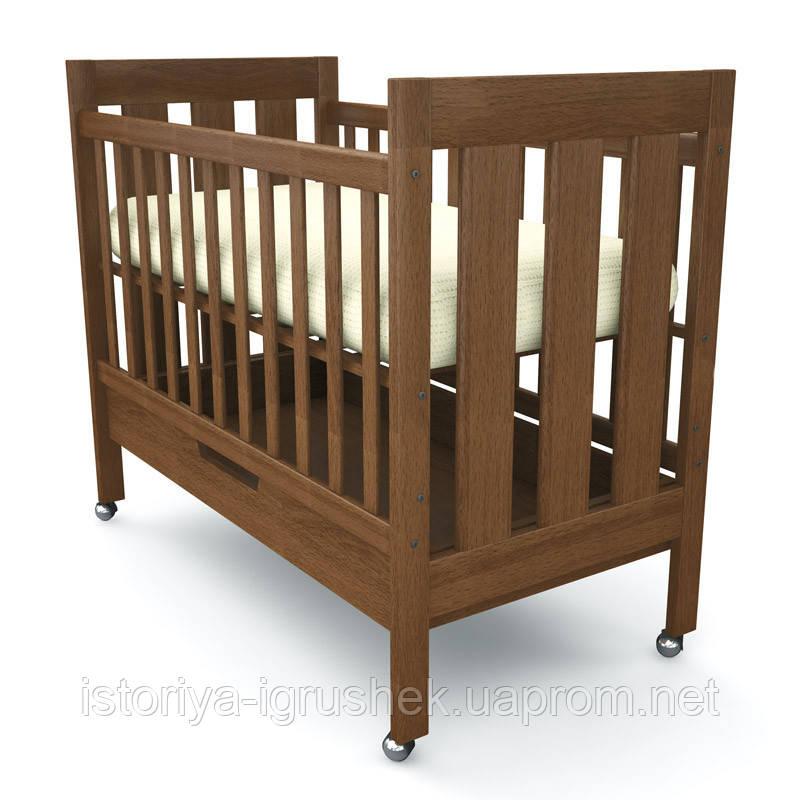 Детская кроватка Oscar с цельного дерева бук Woodman!!!