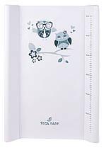 Пеленальная доска Tega Sowa SO-010 белый