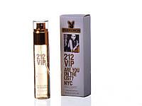 "Мини-парфюм женский ""Carolina Herrera"" 212 VIP eau de parfum pheromon (45 мл)"