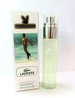 """Мини-парфюм мужской """"Lacoste"""" Essential edt pheromon (45 мл)"""