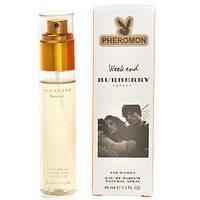 Мини-парфюм женский Burberry Weekend pheromon 45 мл