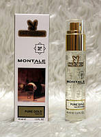 Мини-парфюм женский Montale Pure Gold pheromon (45 мл)