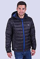Куртка ветровка мужская Avecs AV-02# Black Размеры XXL