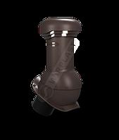 Вентиляционный выход WirPlast Wirovent Perfekta Pro W13 125 мм  Серо-коричневый 8019