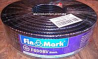 Телевизионный кабель Fin Mark F690BV (Black)