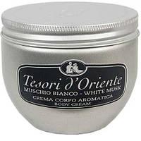 Крем для тела Tesori d'Oriente White Musk. Италия, фото 1