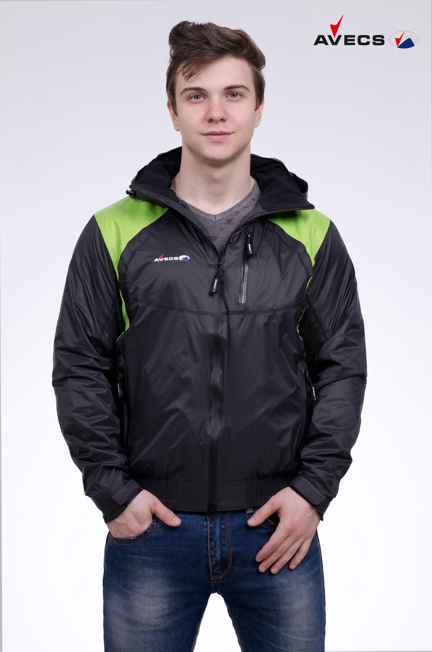 Ветровка куртка мужская Avecs Размеры  S M