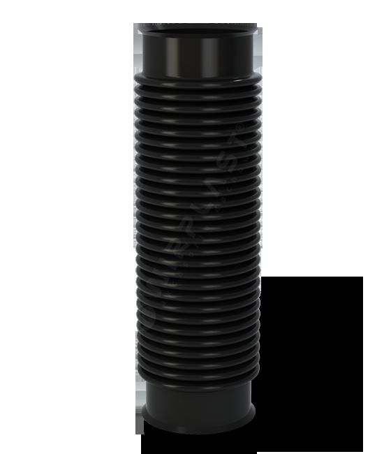 Переходник для вентиляционных выходов RURY Ø110 мм