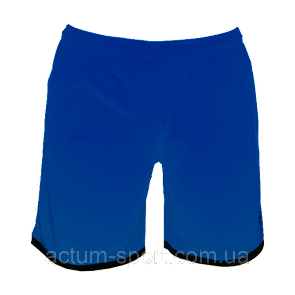 Шорты футбольные Combi Titar синие