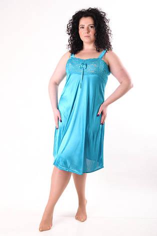 Женская ночная рубашка 8800-1, фото 2