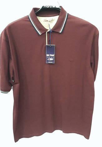 Мужская футболка Rey Polo , фото 2