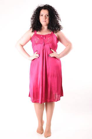 Женская ночная рубашка 8800-2, фото 2