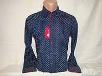 Мужская рубашка с длинным рукавом Redpolo, Турция
