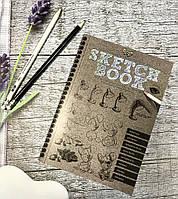 Набор креативного творчества Danko toys Sketch Book рус (SB-01-01)