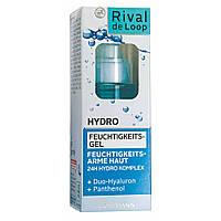 Rival de Loop Hydro Feuchtigkeitsgel - Увлажняющий гель для лица