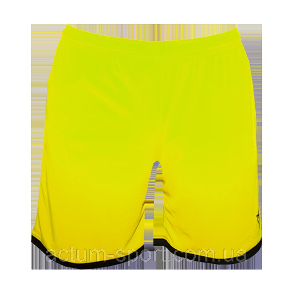 Шорты футбольные Combi Titar лимонные