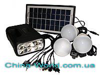 Аккумулятор с солнечной батареей GDLITE GD-8017B