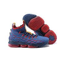 Баскетбольные кроссовки Nike LeBron XV, фото 1