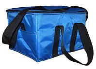 Термосумка (сумка-холодильник)15 л  широкая  33,24,22