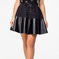 Женская стильная юбка  6101
