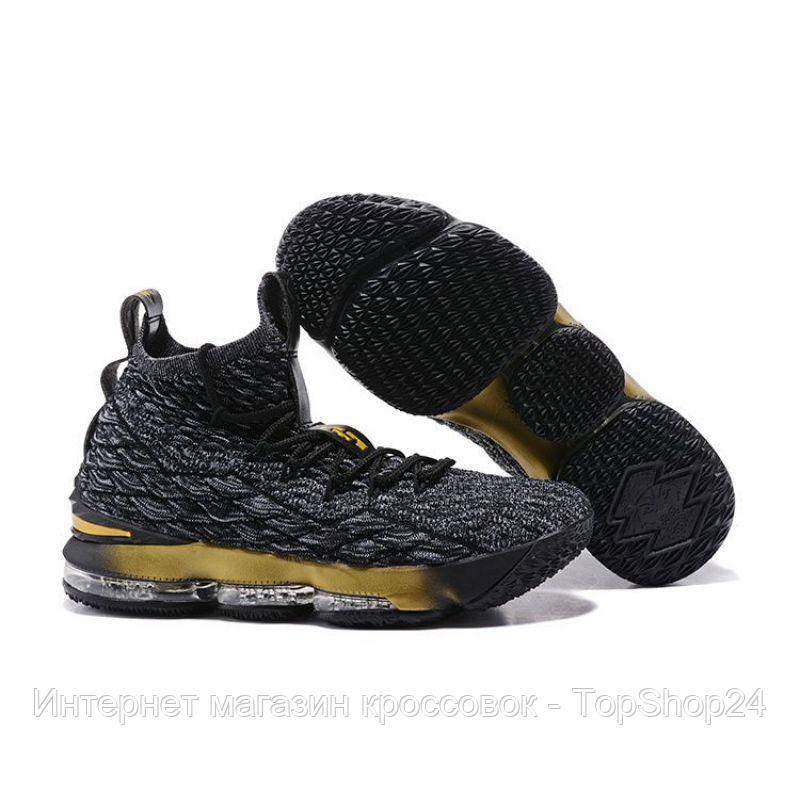 ef087c66 Купить Баскетбольные кроссовки Nike LeBron 15 в интернет магазине ...