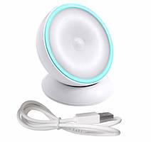 LED ночник BSmart 360 градусов, с датчиком движения