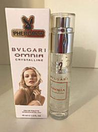 Мини-парфюм женский Bvlgari Omnia Crystalline pheromon (45 мл)