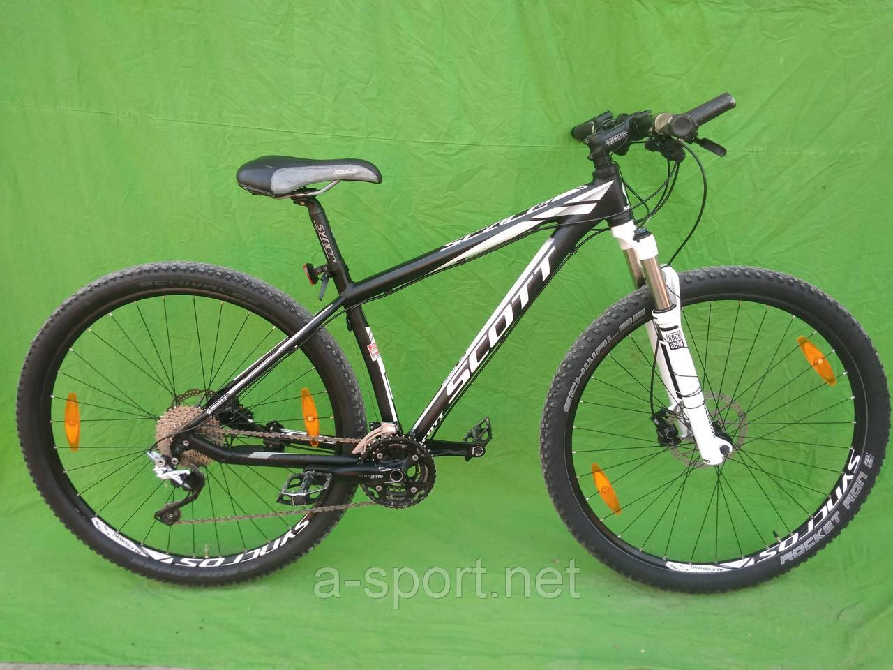 Гірський велосипед scott scale 960 29er, алюміній