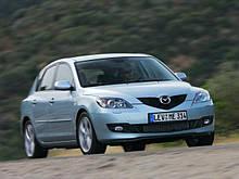 Mazda 3 2004-2009 Хэтчбек
