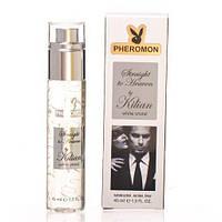 Мини-парфюм мужской Kilian Straight to Heaven White Cristal pheromon (45 мл)